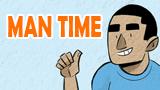 Комикс MAN TIME на портале Авторский Комикс