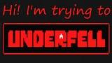 Комикс Hi! I'm trying to Underfell! на портале Авторский Комикс