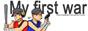 Комикс Моя первая война [My first war] на портале Авторский Комикс