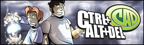 Комикс Ctrl + Alt + Del (Архив) на портале Авторский Комикс