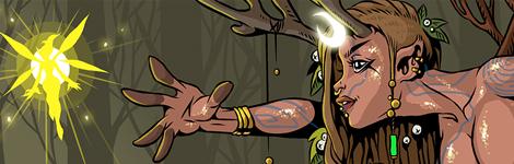 Комикс Неблагие Времена на портале Авторский Комикс