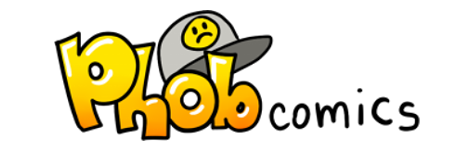 Комикс Фоб (Phob comics) на портале Авторский Комикс