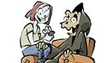 Комикс Смерть и девица [Death & the Maiden] на портале Авторский Комикс