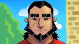 Комикс Жизнь и (не)удивительные приключения палача Бржишека на портале Авторский Комикс