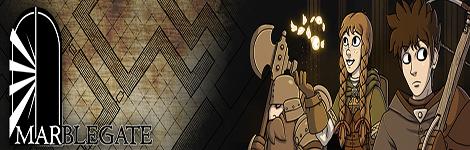 Комикс Мраморные врата [Marblegate] на портале Авторский Комикс