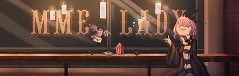 Комикс Мадамледи [Madamelady] на портале Авторский Комикс