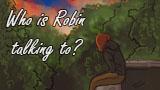Комикс С кем разговаривает Робин? на портале Авторский Комикс