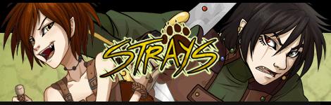 Комикс Strays на портале Авторский Комикс