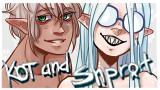 Комикс Kot and Shprot на портале Авторский Комикс
