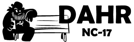 Комикс DAHR на портале Авторский Комикс