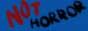 Комикс Not horror на портале Авторский Комикс