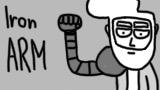 Комикс Железная Рука на портале Авторский Комикс