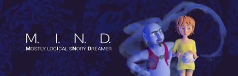 Комикс M.I.N.D. - Mostly logIcal sNory Dreamer на портале Авторский Комикс