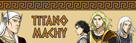 Комикс Боги древности (Deities of the ancient) на портале Авторский Комикс