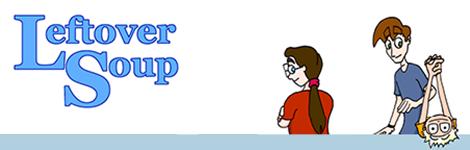 Комикс Leftover Soup на портале Авторский Комикс