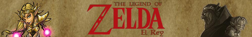 The Legend of Zelda: El Rey